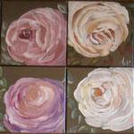 Roses antiques 8x20x20