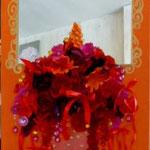 Bouquet oriental 80x40