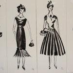 Parisiennes  4x20x50