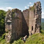 Nettoyage châteaux du Dreistein