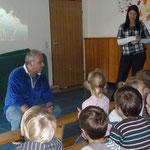 Kindergarten Heckrindtaufe Bildervortrag