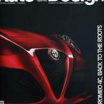 """testata magazine """"Auto&Design"""""""