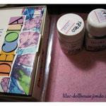 НУ, наконец-то! Начнем рисовать! :) Я использую такие вот краски.