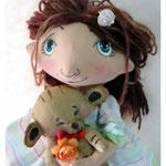 кукла Майя