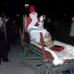 Der Nikolaus war auch dabei!