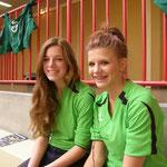 Saskia und Jelena