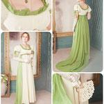 Бальное платье, шлейф можно подколоть. Размер - 42-44, рост - 170-172, прокат - 2500