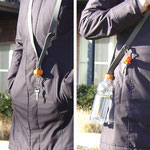 carry.b - keychainlanyard an bottlecarrier