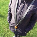 carry.b - keychainlanyard around the neck