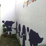 fassadengestaltung kindergarten lütterlinge