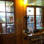 Werkstatt Eingang
