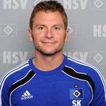 Physiotherapeut Stefan Kliche