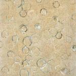 Tafel I, 2004, 50 x 33 cm, Acryl auf Polystyrol