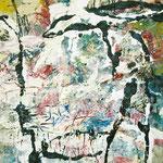 Otto Dix, 2008, 90 x 70 cm, Ölharz und Lack auf Rupfen