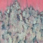 Dornenmilch, 2006, 100 x 70 cm, Ölharz und Lack auf Leinwand