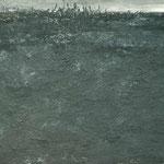 Landschaft am Wasser, 2004 - 2006, 140 x 190 cm, Ölharz und Lack auf Leinwand
