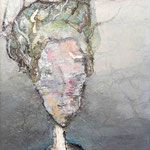 Princess Emilie, 2015, 70 x 50 cm, Ölharz und Lack auf Leinwand