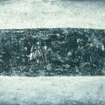 Schwarzes Rechteck, 2006, 120 x 190 cm, Ölharz und Lack auf Leinwand