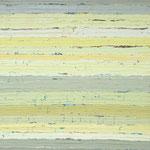 Meereslandschaft, 2004, 100 x 80 cm, Ölharz und Lack auf Leinwand