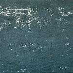 Materie, 2007, 80 x 120 cm, Ölharz und Lack auf Leinwand