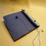 Kopert - Umschlag aus handgeschöpftem Papier