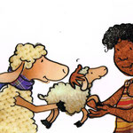 Schafe für Afrika