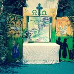 Altarbild: Ignatia Fux, St. Niklaus