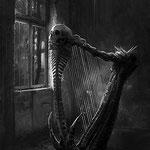 La harpe osseuse