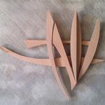 bois d'érable 40 x 30 cm