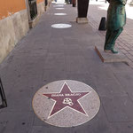 Walk of  Fame Durango