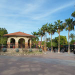Plaza in Loreto