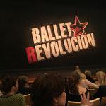 Ein Abend in der Oper beim Ballett.