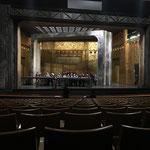 Nabucco Probe in der Oper.