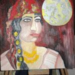 den Mond anbeten