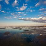 Weitblick aufs Meer