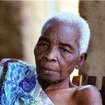 Ma grand-mère et vocalist légendaire de Sambla: Tene Traore