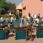 Probe für Triangle du Balafon in Mali (2012)