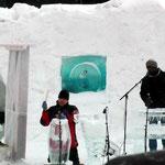 Ice Music Festival (2015, Norvegen): Konzert