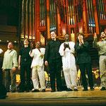 Mit Arkady Shilkloper im Internationalen Haus der Musik von Moskau