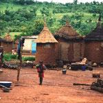 Bouende village