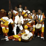 2013: backline Abdoulaye Dembele, Kandy Guira, Karim Sanou. middle: Seydou Diabate, Mamadou Diabate, Juan Garcia-Herreros, Zakaria Kone, front: Adiouma Diabate. Photo: Josef Gallauer