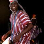 Moussa Coulibaly, le magicien de jembe