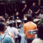 Workshop für Kinder im Rumah Nusantara / Bandung