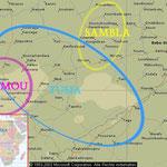 Afrique - Burkina Faso - Pays du peuple Sambla