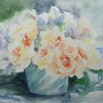 """""""Bouquet de roses"""" Format 30 x 40"""
