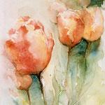 """Tulipes"" Format 30 x 40"