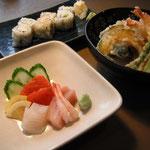 Taiyo Gozen Lunch Set