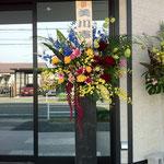 お洒落スタンド花 15000円税別~、豊川市