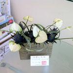 4,000円税別、開店祝、アレンジメント、豊川市、花屋