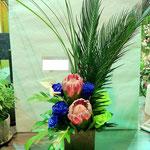 6,000円税別、開店祝、アレンジメント、豊川市、花屋